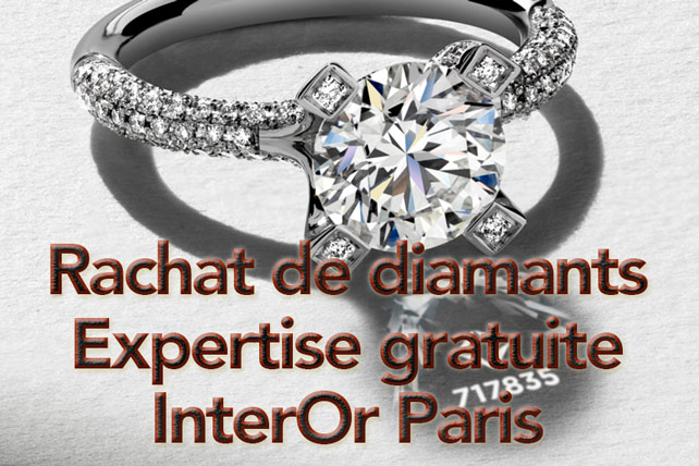 rachat diamant paris