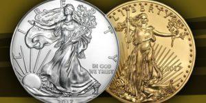 monnaies or et argent
